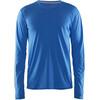 Craft Mind Hardloopshirt lange mouwen Heren blauw
